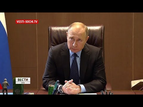 Владимир Путин: диверсификация ОПК – это одна из ключевых, стратегических национальных задач