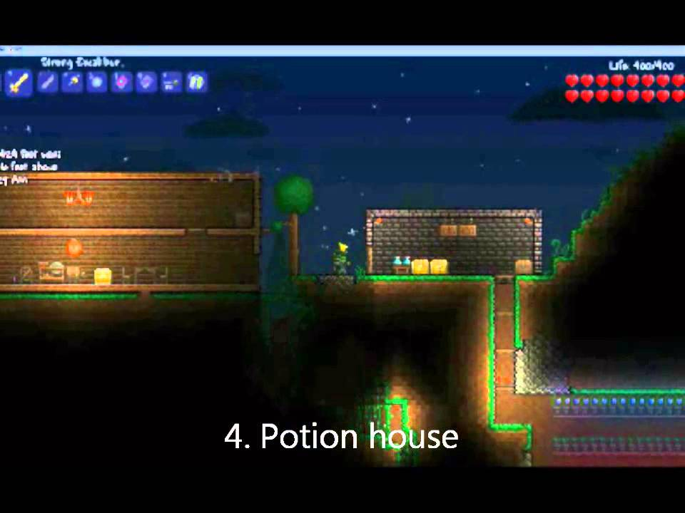 Terraria-7 THINGS YOUR WORLD SHOULD HAVE - YouTube