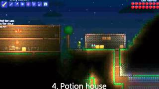 Terraria-7 Things Your World Should Have