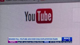YouTube takes action as advertisers leave following concerns pedophiles exploited the platform