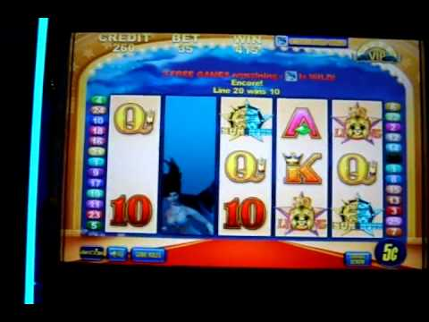 Mermaid Feature on All Stars Vip - Bonus Round - 5c Slots - from YouTube · Duration:  2 minutes 29 seconds  · 6000+ views · uploaded on 05/07/2012 · uploaded by SlotsBoom Casino Slot Videos