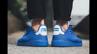 PHARRELL TENNIS HU SOLIDS PACK THOUGHTS