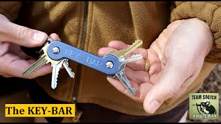 Key Organizer for EDC The KEY-BAR