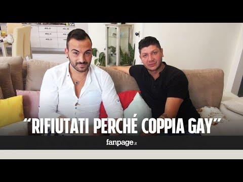 Napoli, Denuncia Di Una Coppia Gay: