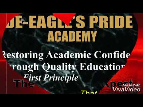 De-Eagles Pride Academy