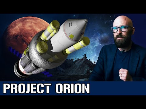 Project Orion: America's Cold War Plan for Nuclear-Powered Space Exploration