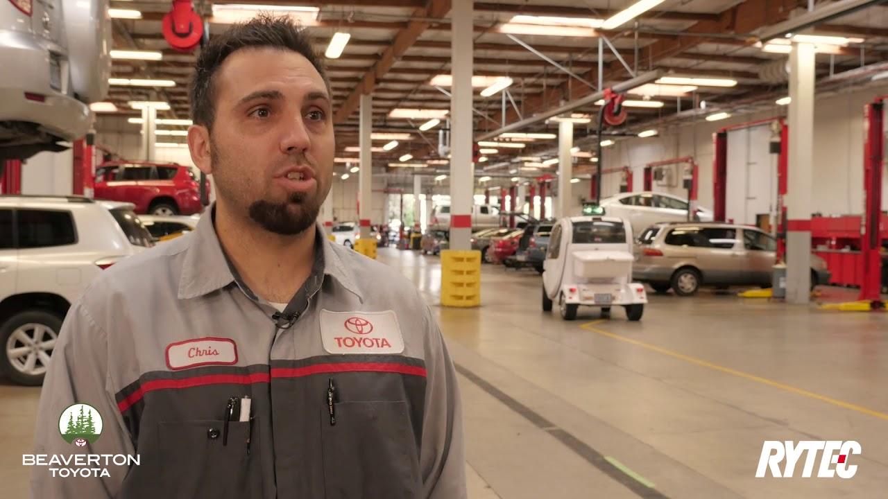 Beaverton Toyota Service >> Win Win Videos Why Work At Beaverton Toyota Technician Recruiting Courtesy Of Rytec