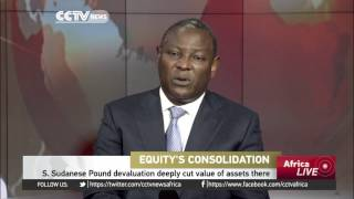 CCTV: Kenya's Equity Bank keen to open a full commercial bank operation in Ethiopia