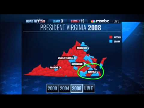 Presidential Election 2012 Coverage 1/19