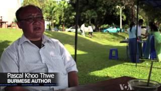 International Writers Converge in Rangoon for Literature Festival