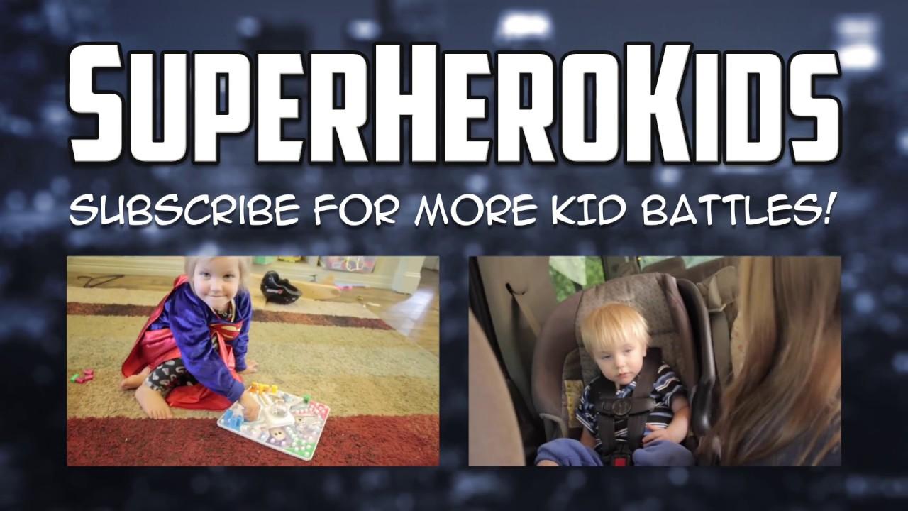 Baby Heroes Easter: Kid Deadpool & Hulk vs Easter Bunny fun comics ...