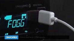 Pioneer MVH-X580BS Display and Controls Demo | Crutchfield Video