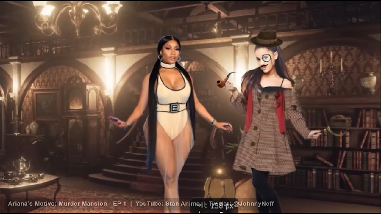 Download Ariana's Motive: Murder Mansion - EP 1 (Pilot) 🔍🕵️