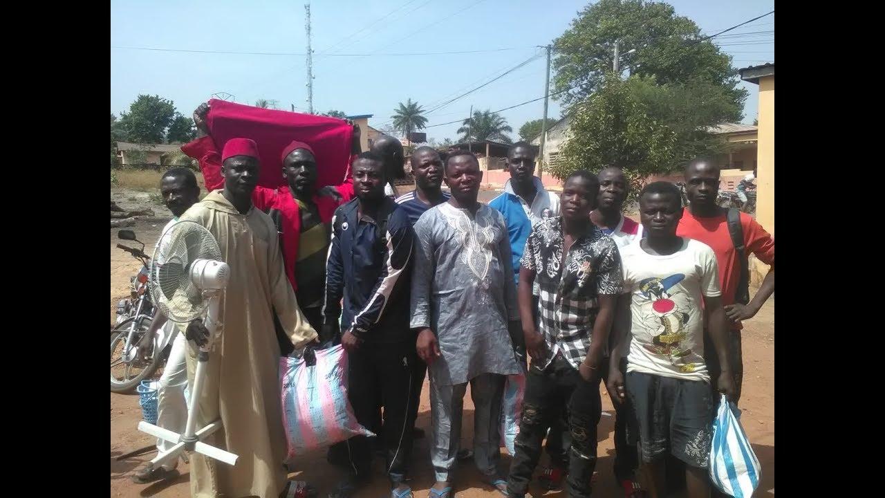 Togo – que cache le Regime derrière la fausse grace presidentielle #Regime