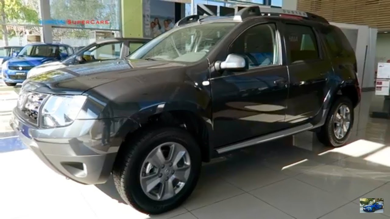 new 2017 dacia duster exterior and interior youtube. Black Bedroom Furniture Sets. Home Design Ideas