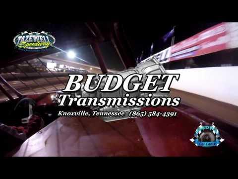 #25 Joe Myers - Pony - 6-2-17 Tazewell Speedway - In-Car Camera
