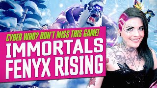 A Way Better Story Than I Was Expecting - Immortals Fenyx Rising - Entire Prologue in 1 Hour