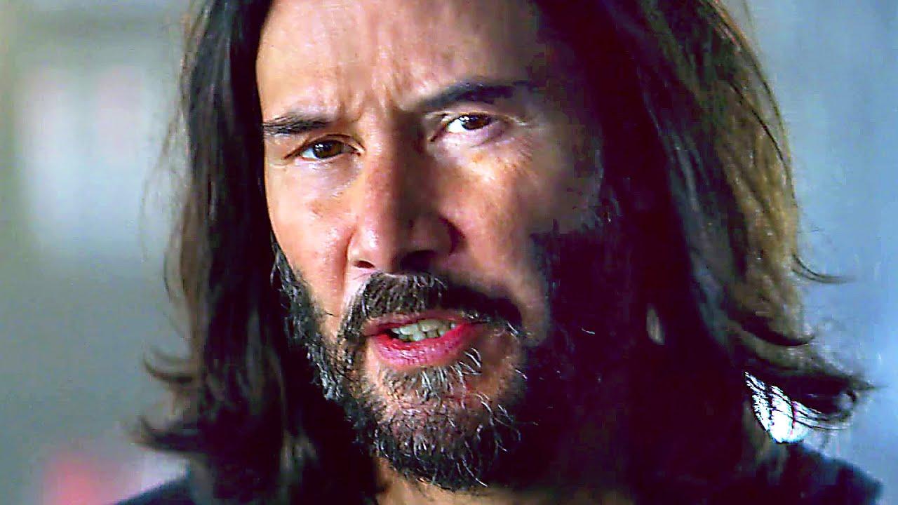 CYBERPUNK 2077 Keanu Reaves Trailer 4K (2020) Seize the Day