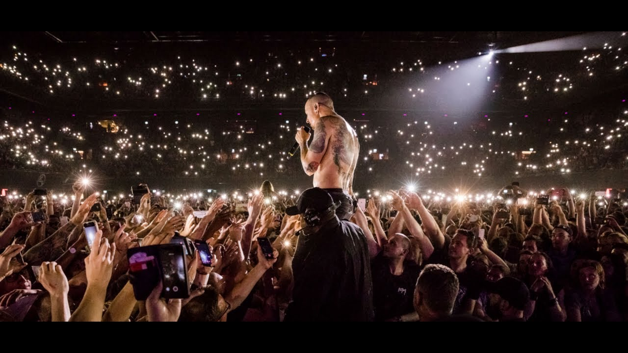 Linkin Park One More Light Live Youtube