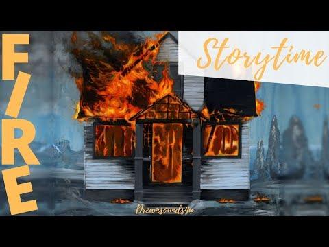 ASMR: Fire Sounds- INTENSE FIRE STORY FOR GROWNUPS 💤