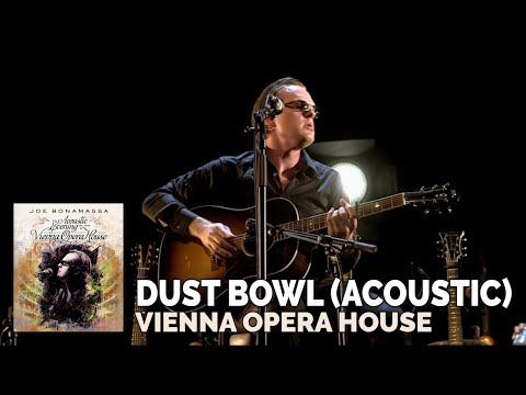 Joe Bonamassa Official - Dust Bowl (Acoustic Version) - Vienna Opera House