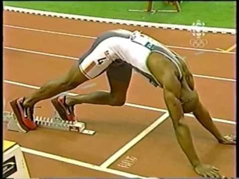 2004 Gaz de France (200m Final) - Francis Obikwelu (20.12) - Paris, France