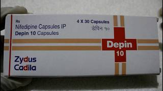 Depin 10 capsule  Review in Hindi and Uses Benefits