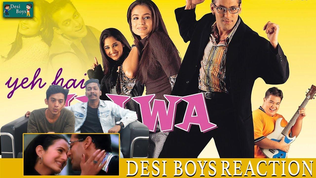 Download O Jaane Jigar Full Video Song | Yeh Hai Jalwa | Salmaan Khan, Amisha Patel | Reaction Desi Boys |