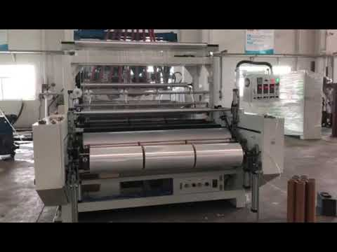1500mm three layers stretch wrap film making machine