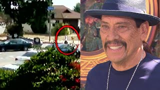 Danny Trejo Rescues Boy Trapped in Car Following Crash