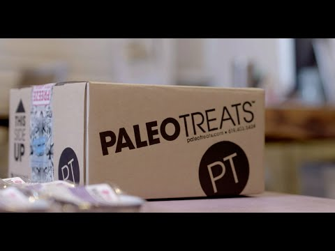 Paleo Treats: Growing a Small Business with FedEx
