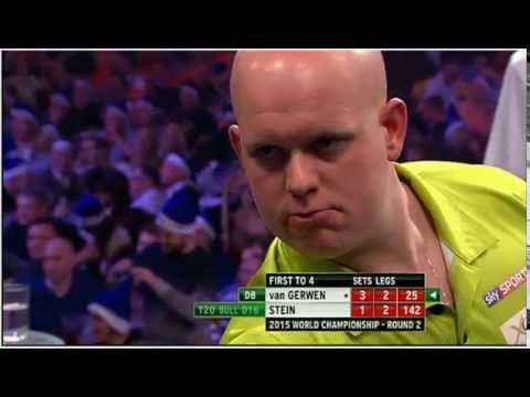 Gerwen v Stein | Round Two | World Darts Championship 2015