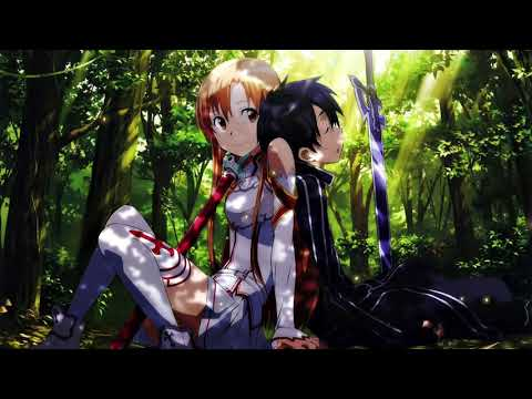 Sword Art Online OST - Beautiful & Relaxing Anime Soundtrack