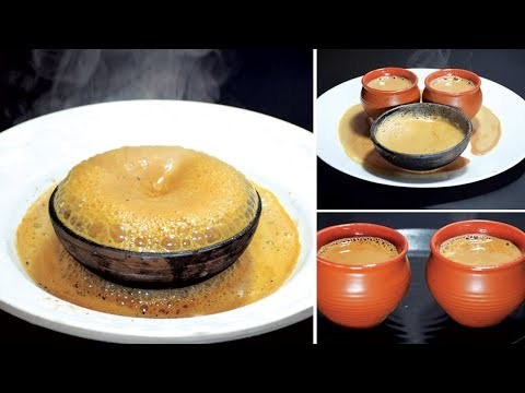 Tandoori Chai Recipe - Trending Smoky Flavored Pune Tandoori Tea Recipe In Bengali