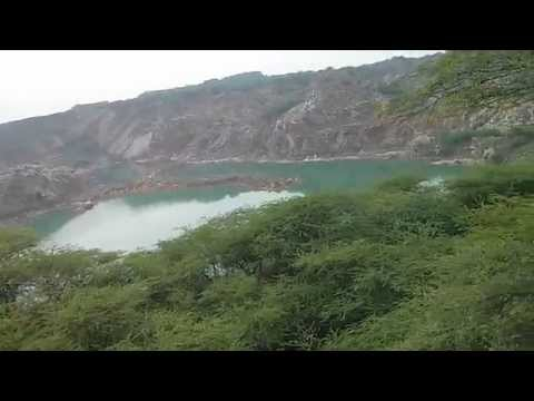 Hidden Lake at Aravalli Hills, Faridabad