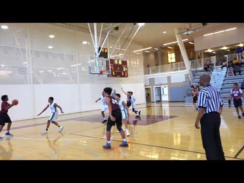 "Graeme Tsai (#17) '17-'18 Season Highlights Sidwell Friends 7th/8th Grade ""A"" Team"