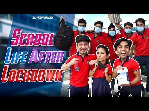 SCHOOL LIFE AFTER LOCKDOWN || JaiPuru