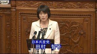 柘植内閣委員長の解任決議案賛成討論