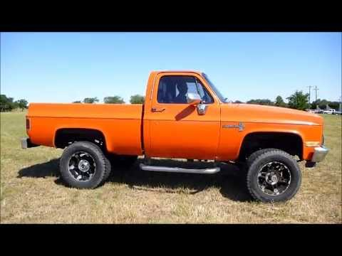 1981 chevrolet k10 4x4 youtube sciox Choice Image