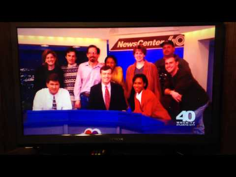 The last few minutes of NBC40 WMGM in South Jersey before NBC pulled the plug on their affiliation.