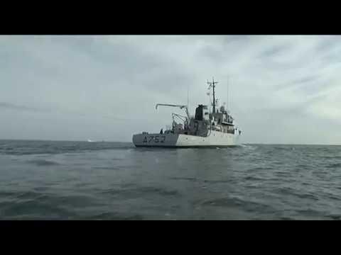 """Marine nationale : vie à bord du """"Guépard"""""""