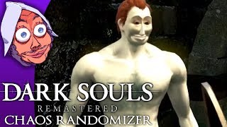 [Criken] Dark Souls : CHAOS CHALLENGE w/ Tomato - All Enemies + Items Randomized