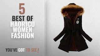 Haoricu Women Fashion [2018 Best Sellers]: Women Coat,Haoricu Fall Women Fashion Warm Elegant Long