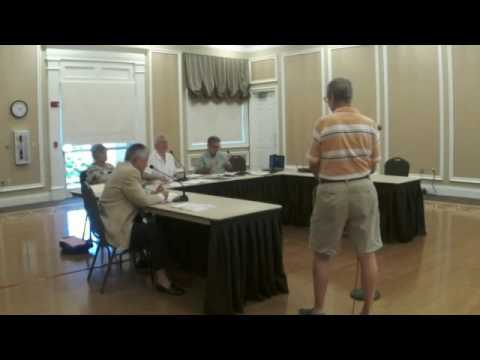 Aug 12 2015 Cable Presentation, with CCG attending