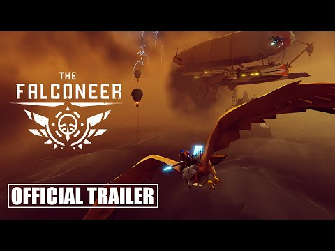 The Falconeer | November 10 2020 | The Free & The Fallen | Xbox Series X|S + PC 🦅