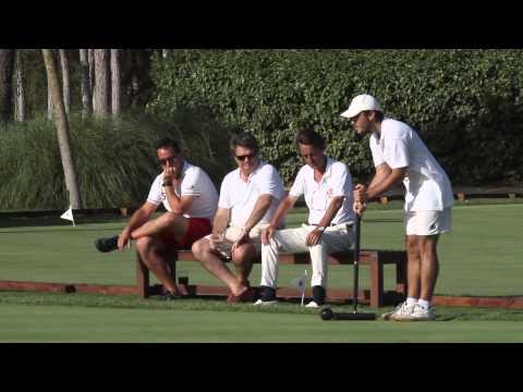 Vistahermosa club de golf  Croquet 15 18 Julio 2015 (Vistahermosa Club de Golf)