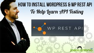How to Install WordPress & WP REST API To Help Learn API Testing Mp3