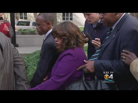 Ex-US Rep. Brown Gets 5-Year Prison Sentence In Fraud Case