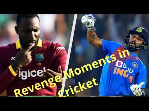 Best Revenge Moments in Cricket