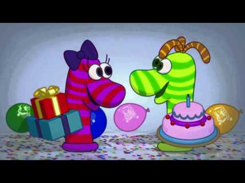 Personalized Happy Birthday Song -Tina&Tin- [Songs For Kids]